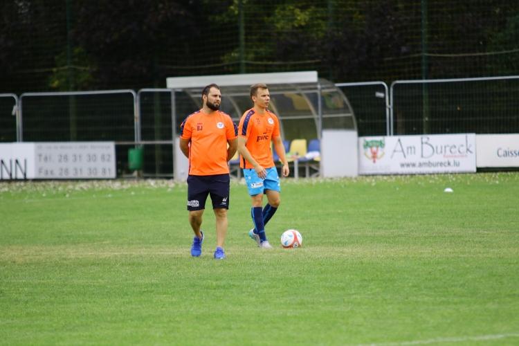 FC Sporting Bertrange vs. CS Sanem (28.08.2016)