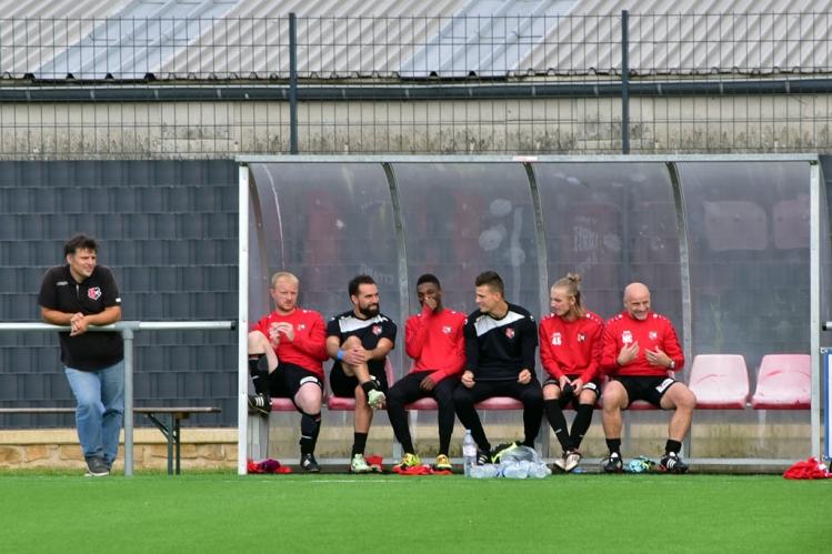 Red Star Merl/Belair - FC Mondercange 0:2