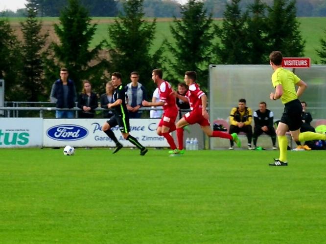 FC Kielen - Mäertert/Waasserbëlleg