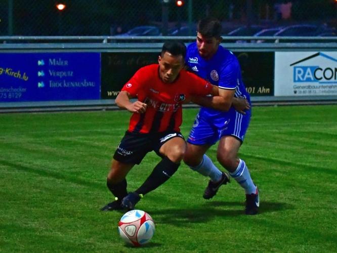 CS Grevenmacher - FC Mondercange 5:0