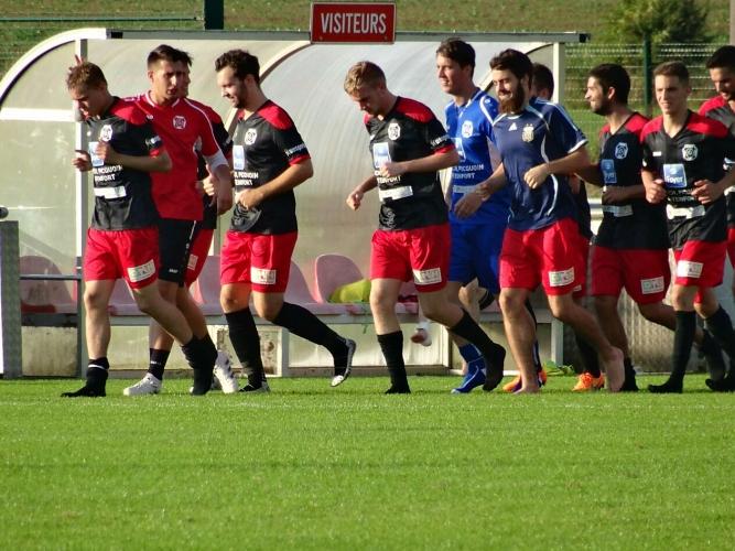FC Kielen - FC Préizerdaul / Réiden (5-1)
