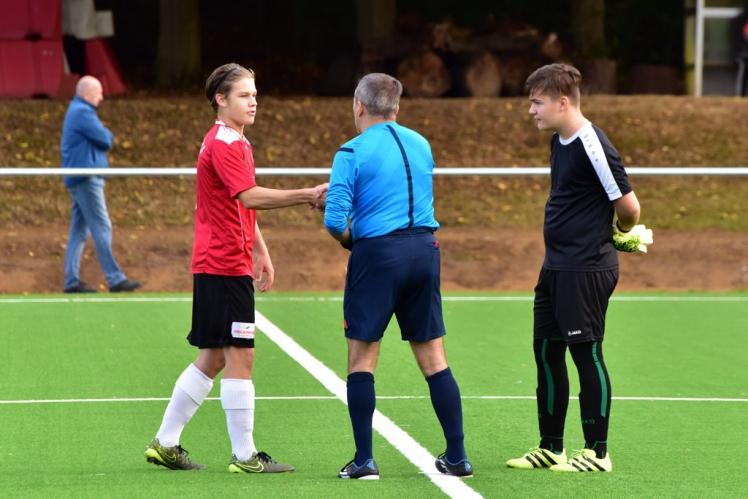 Juniors: FC Schëffleng 95 - FC Monnerech 2:4