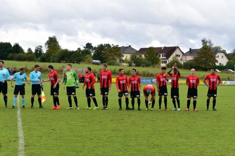 FC Atert Bissen - FC Mondercange 1:2