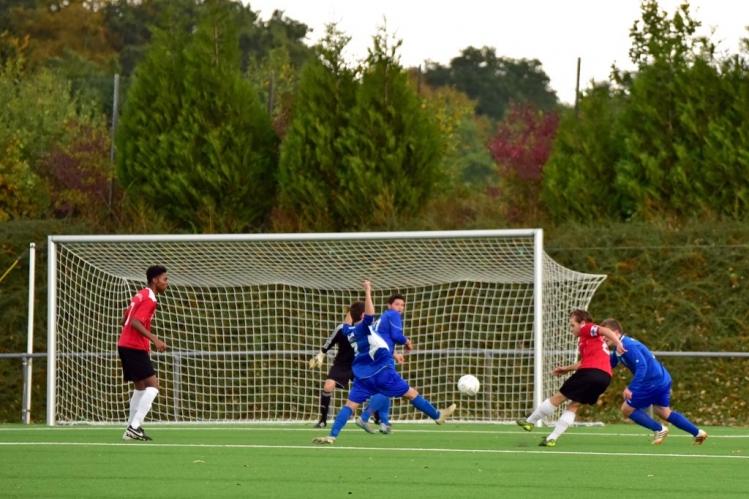 Juniors: FC Monnerech - SC Beetebuerg  2:2