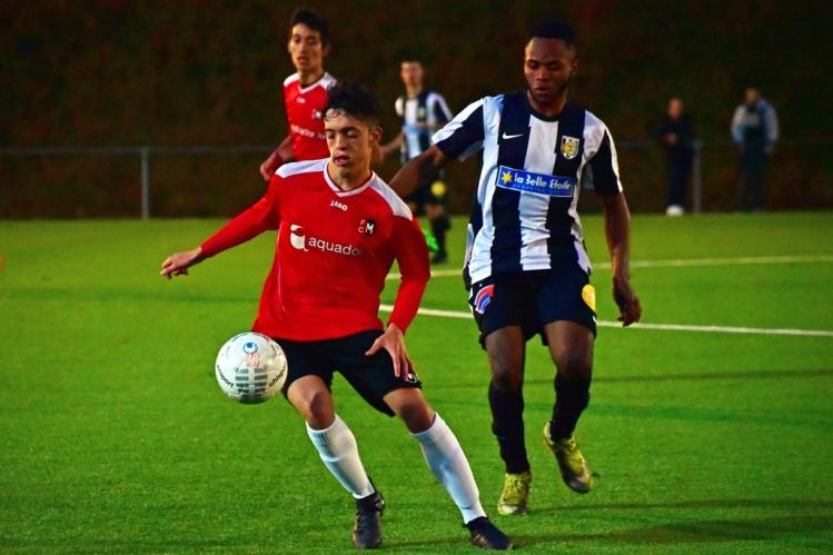 Juniors: FC Monnerech - Jeunesse Esch 4:1