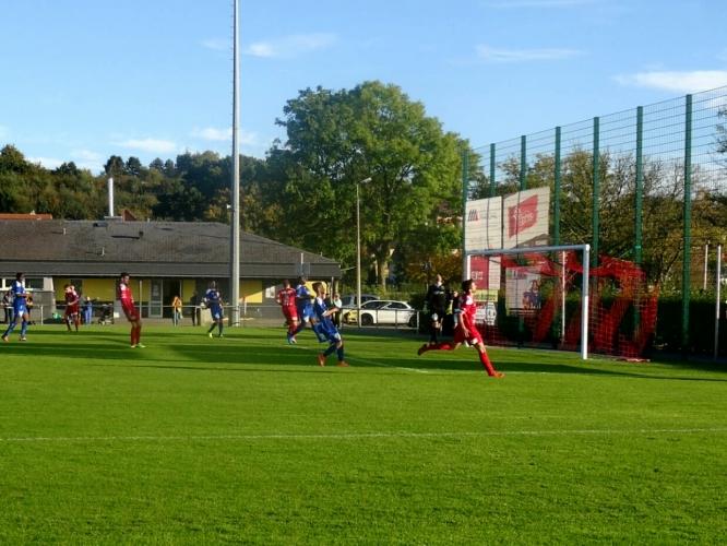 FC Kielen - FC Sporting Mäerzeg (2-0)