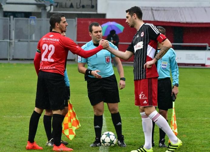 FC Rodange 91 - FC Mondercange 3-1 après prolongation