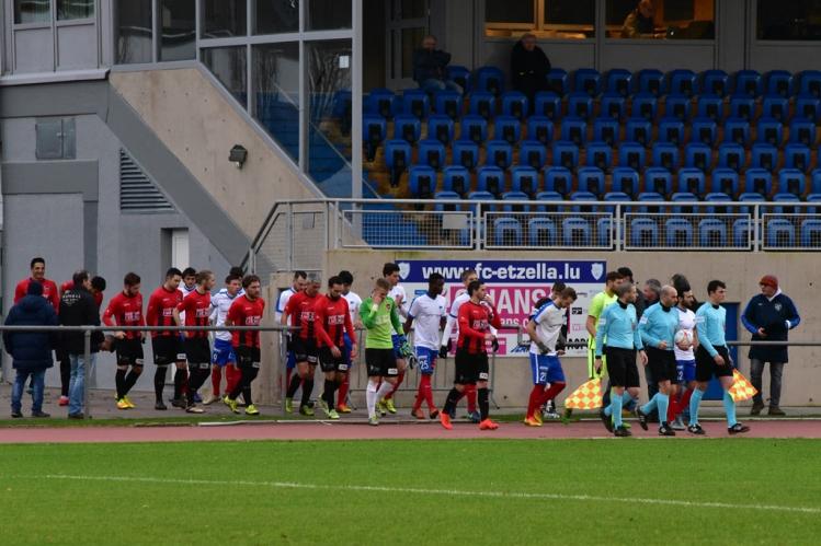 Etzella Ettelbrück - FC Mondercange 0:0