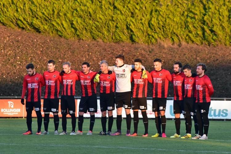 FC Mondercange - US Hostert 0:7
