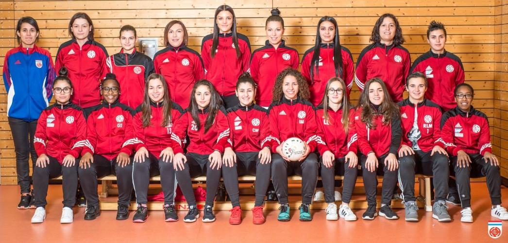 Fola Dames 2016-2017