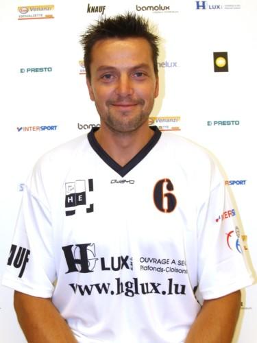 20090921 Handball Esch Team