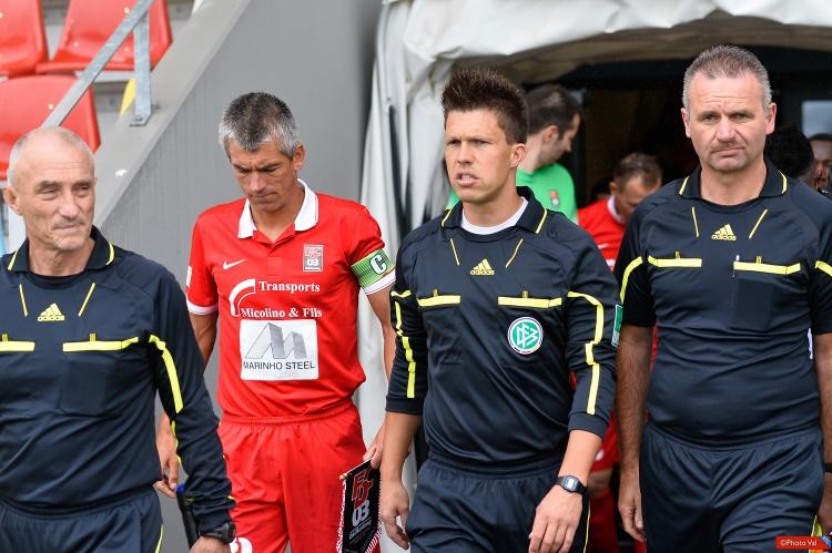 FCD03 vs Charleroi