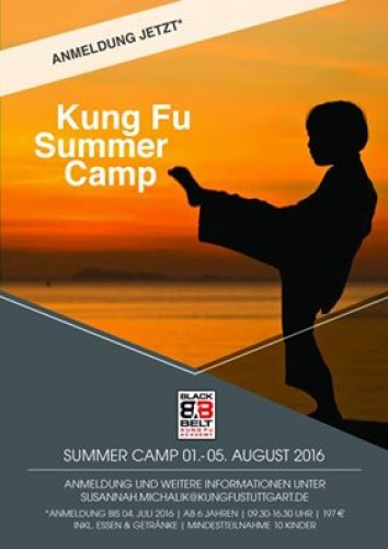 Kids Summercamp 2016