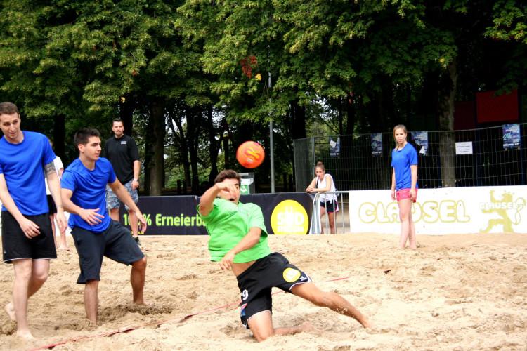20150809 Beach Handball Esch