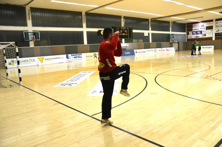 20161203 Handball Esch 26-24 HBC Käerjeng