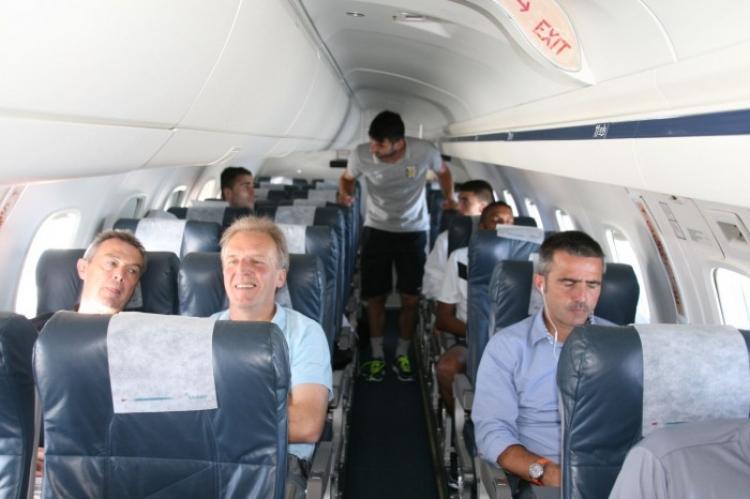 Europa League Ventspils - Jeunesse