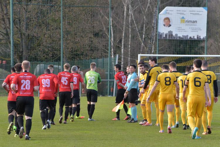 Union Mertert-Wasserbillig - FC Mondercange 3:1