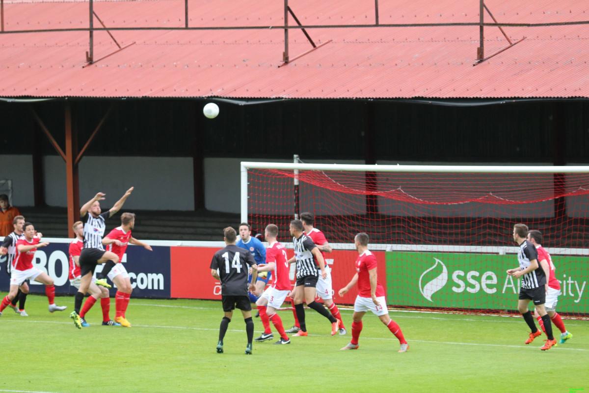 Europa League - St Patrick´s géint Jeunesse Esch