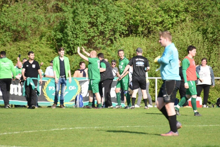 Rasensport Horrem vs. VfR 06 Neuss (02.04.2017)