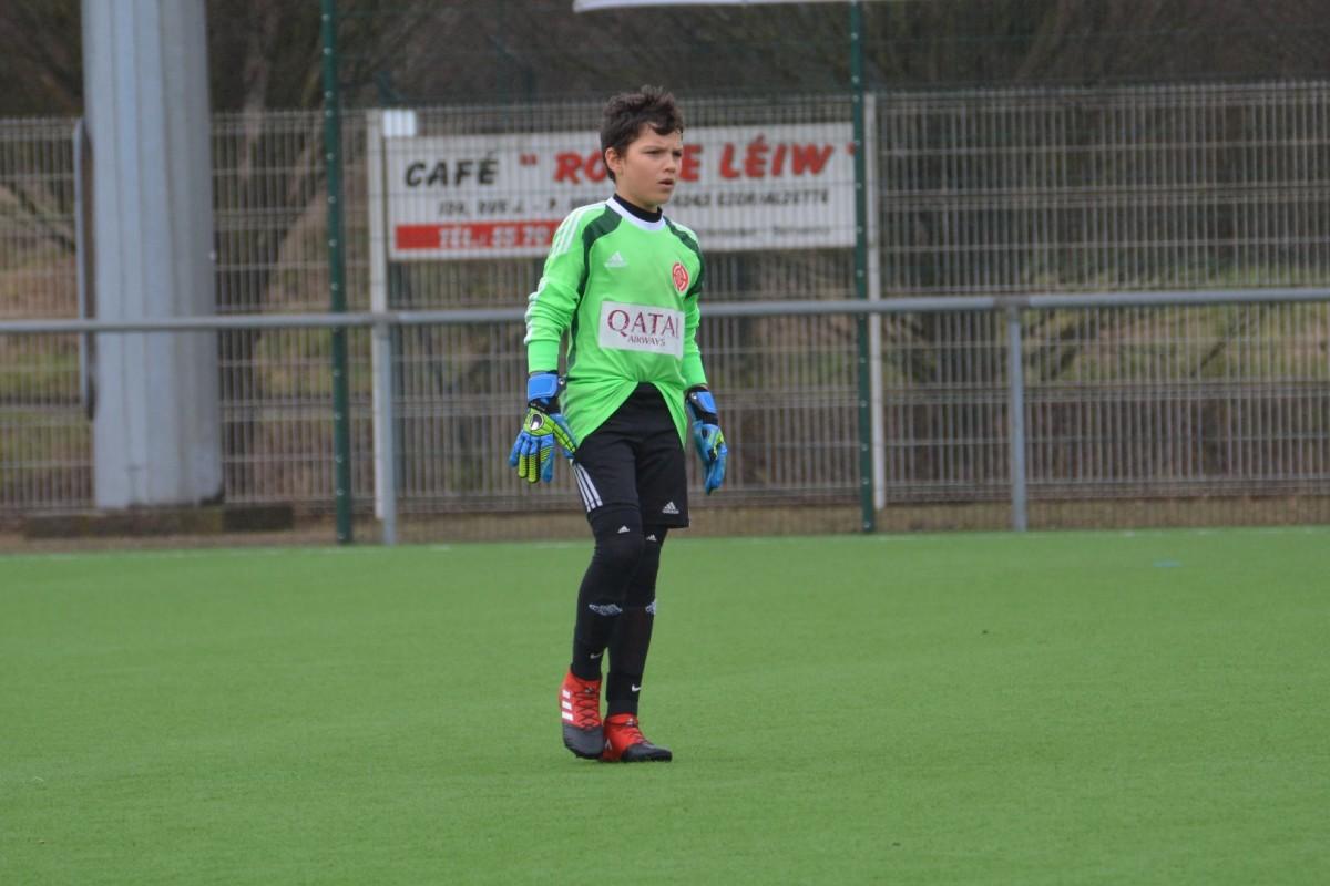 Minimes Fola-Osten 0-0