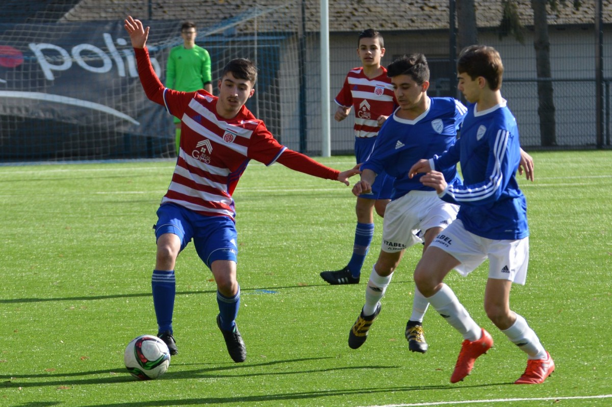 Scolaires Racing-Fola 1-0