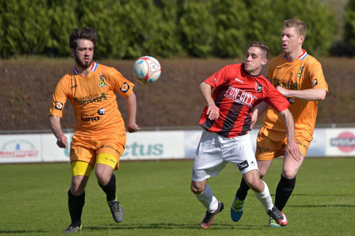 FC Mondercange - Avenir Beggen 3:1
