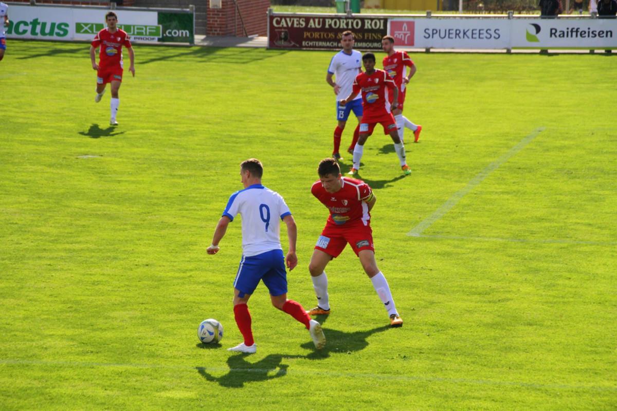 FC Swift Hesper 1:3 Etzella Ettelbréck