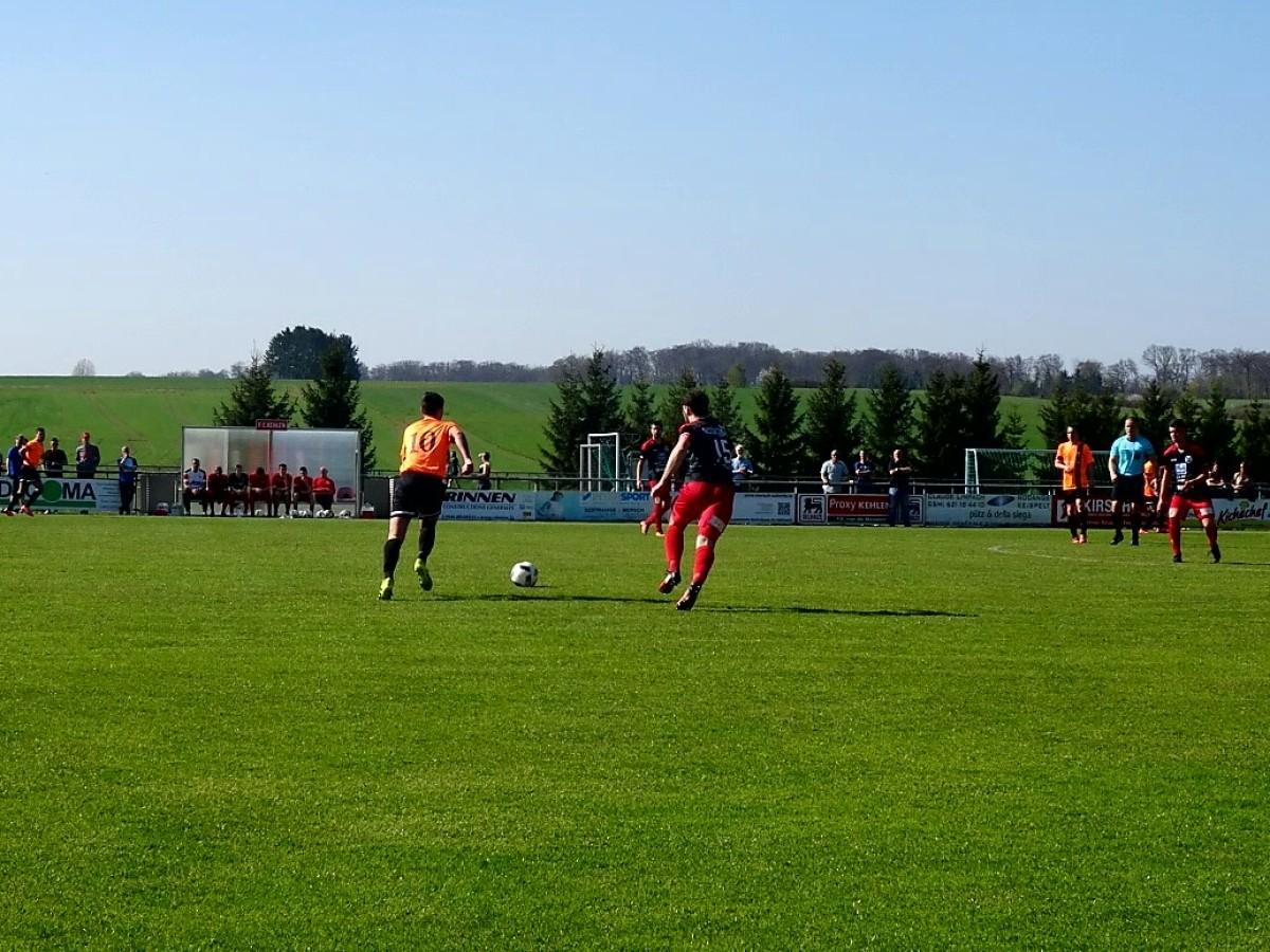 FC Kielen - FC Orania Vianden (0-2)