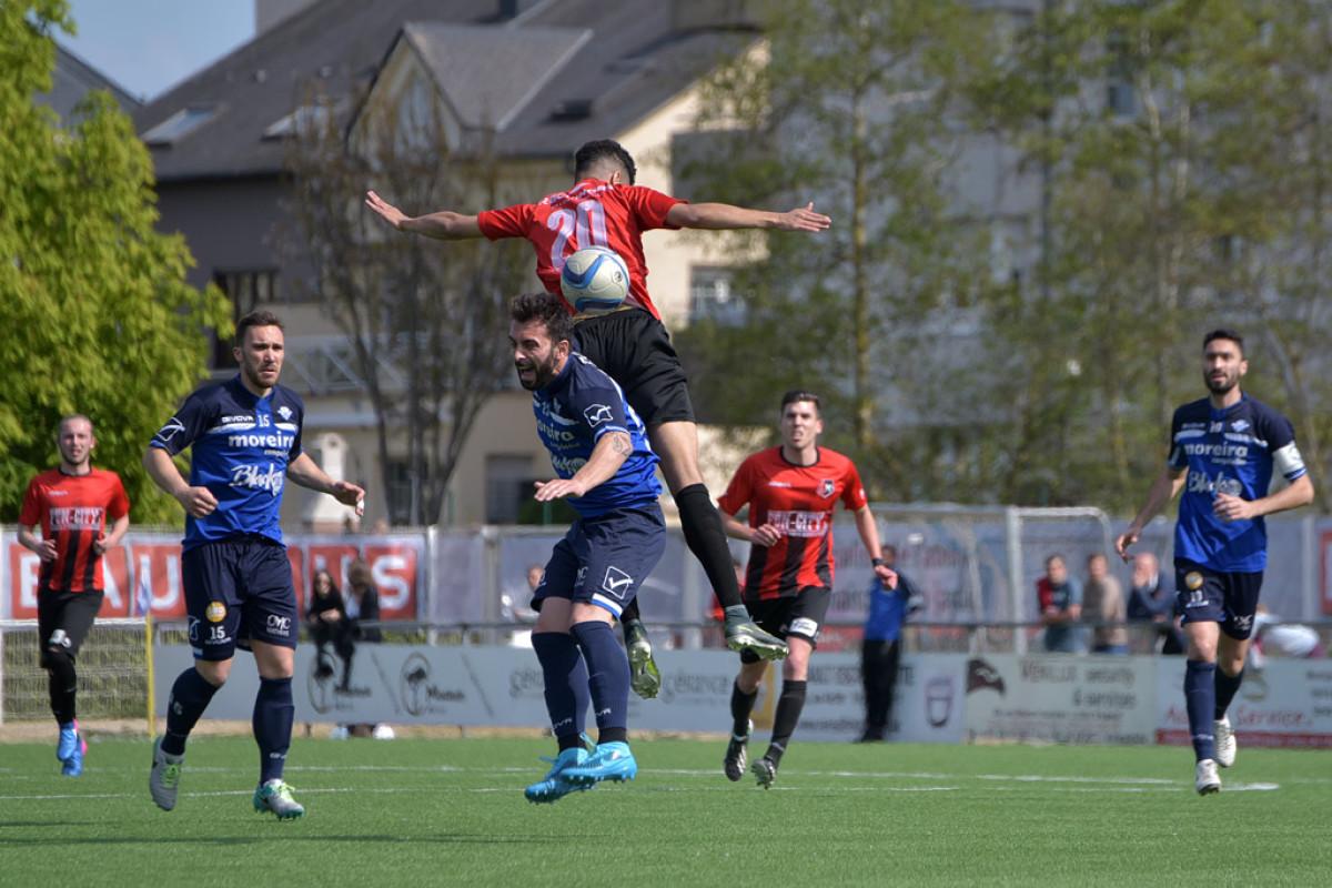US Esch - FC Mondercange 1:1