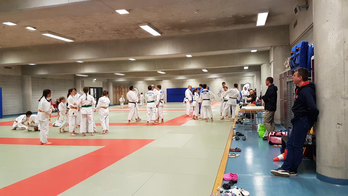 D'Fotoen vum Lux Judo Talents[29.04.17]