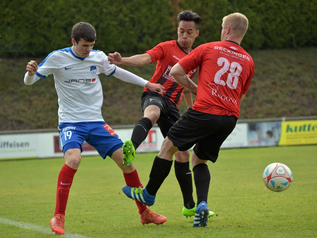 FC Mondercange - Etzella Ettelbrück 1:4