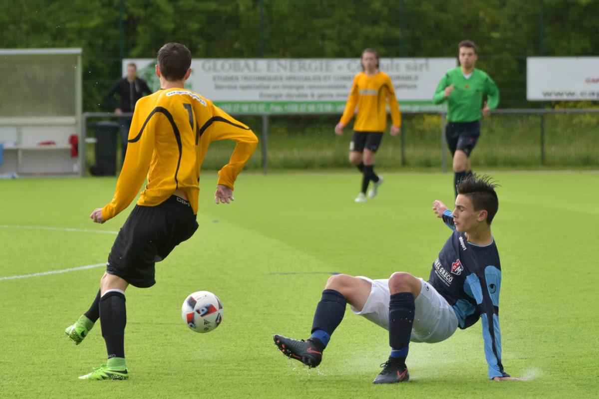 Entente Munneref - FC Monnerech 1:0