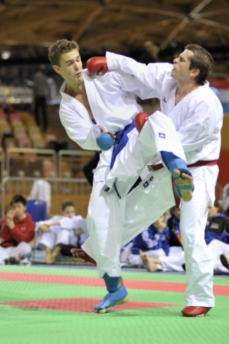Championnats nationaux kumité