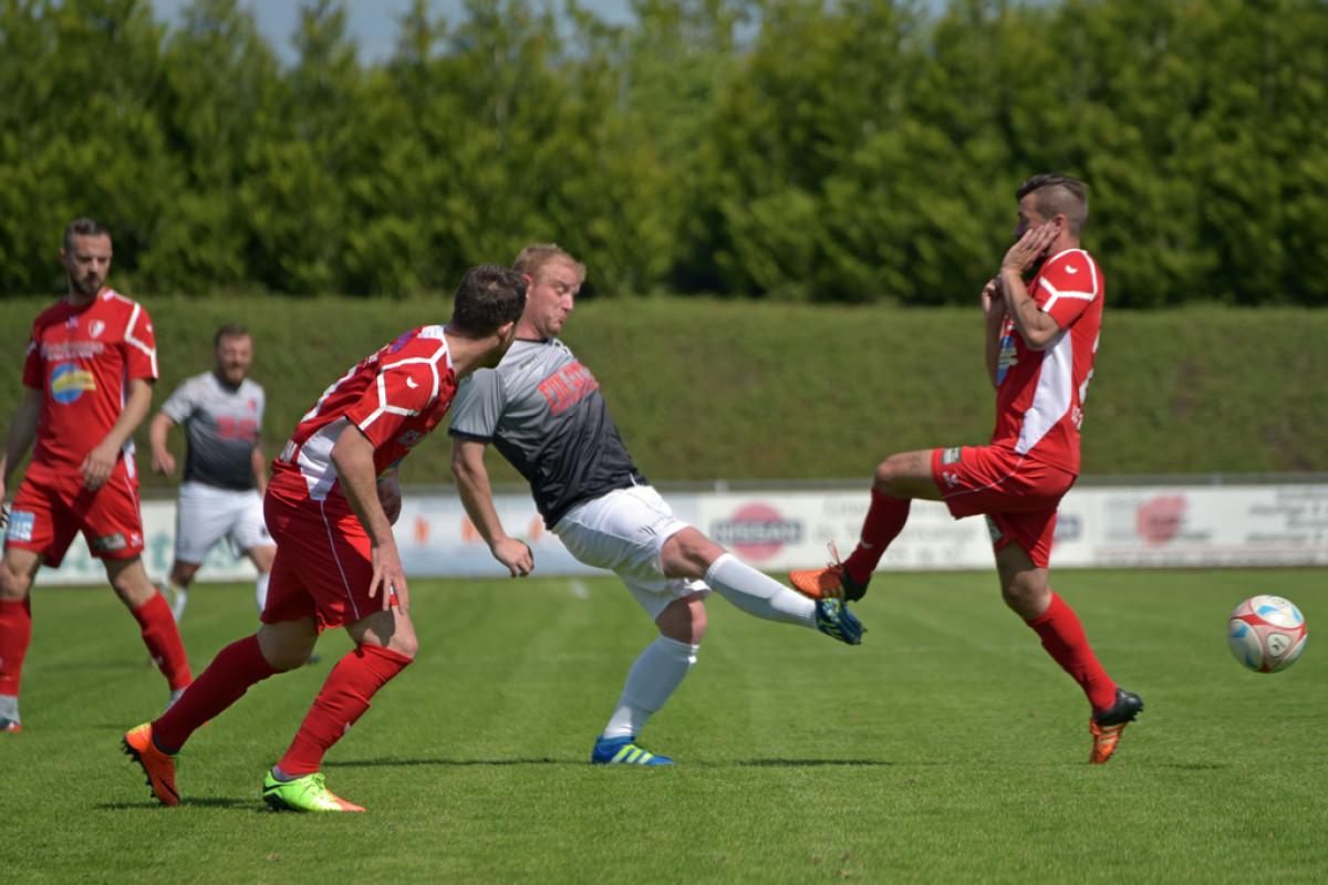 FC Mondercange - Swift Hesperange 2:4