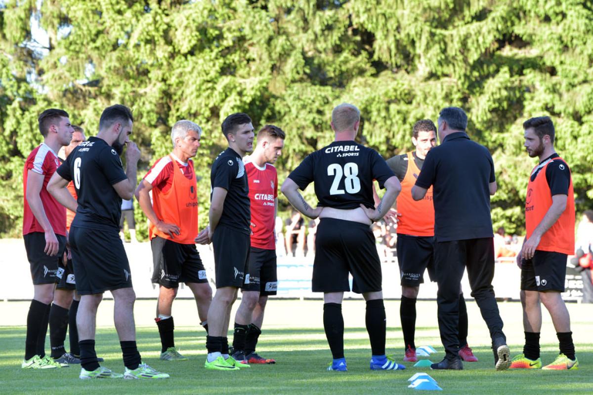 FC Mondercange - Union 05 Kayl/Tétange 1:2