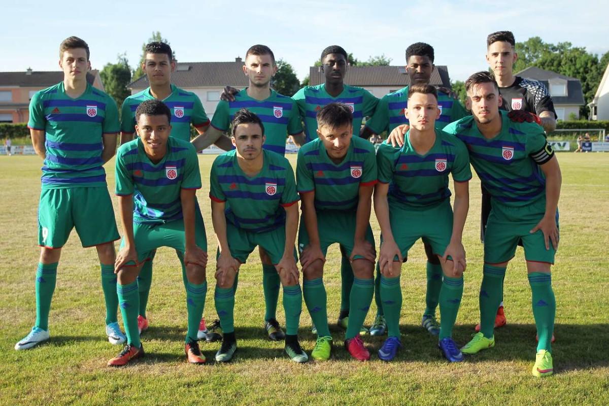 Finale juniors F91 - CS FOLA 2-0 31/05/2017