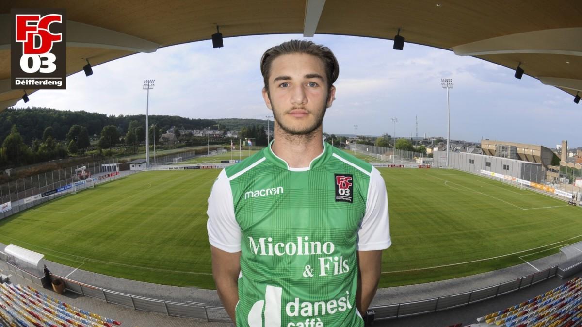 Kader FC Déifferdeng 03 2017/18