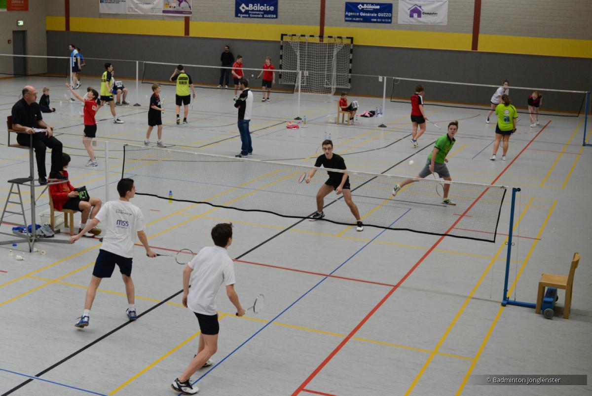 2014 Championnat Individuel Jeunes