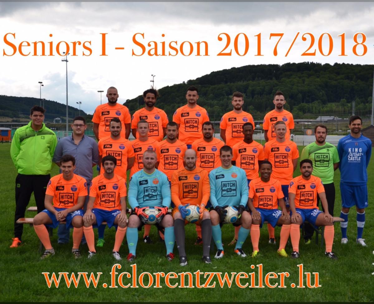 Kader Seniors I 2017/2018