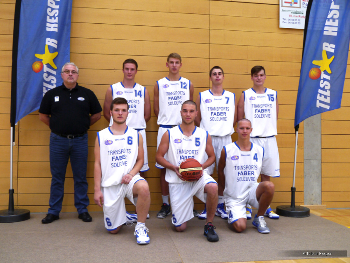 Equipes 2012-2013