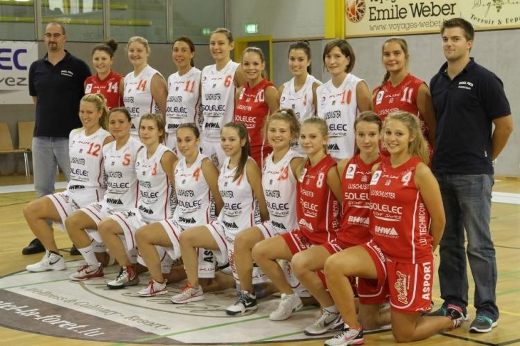 senior women 12-13