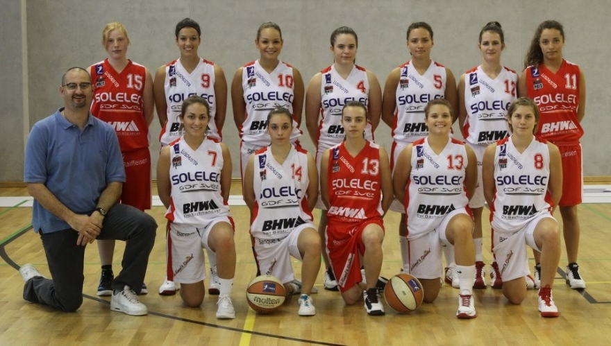 senior women 11-12