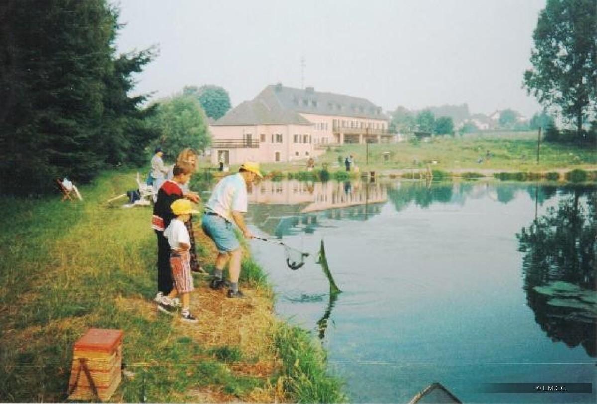 1996 um Fëschweiher Redange