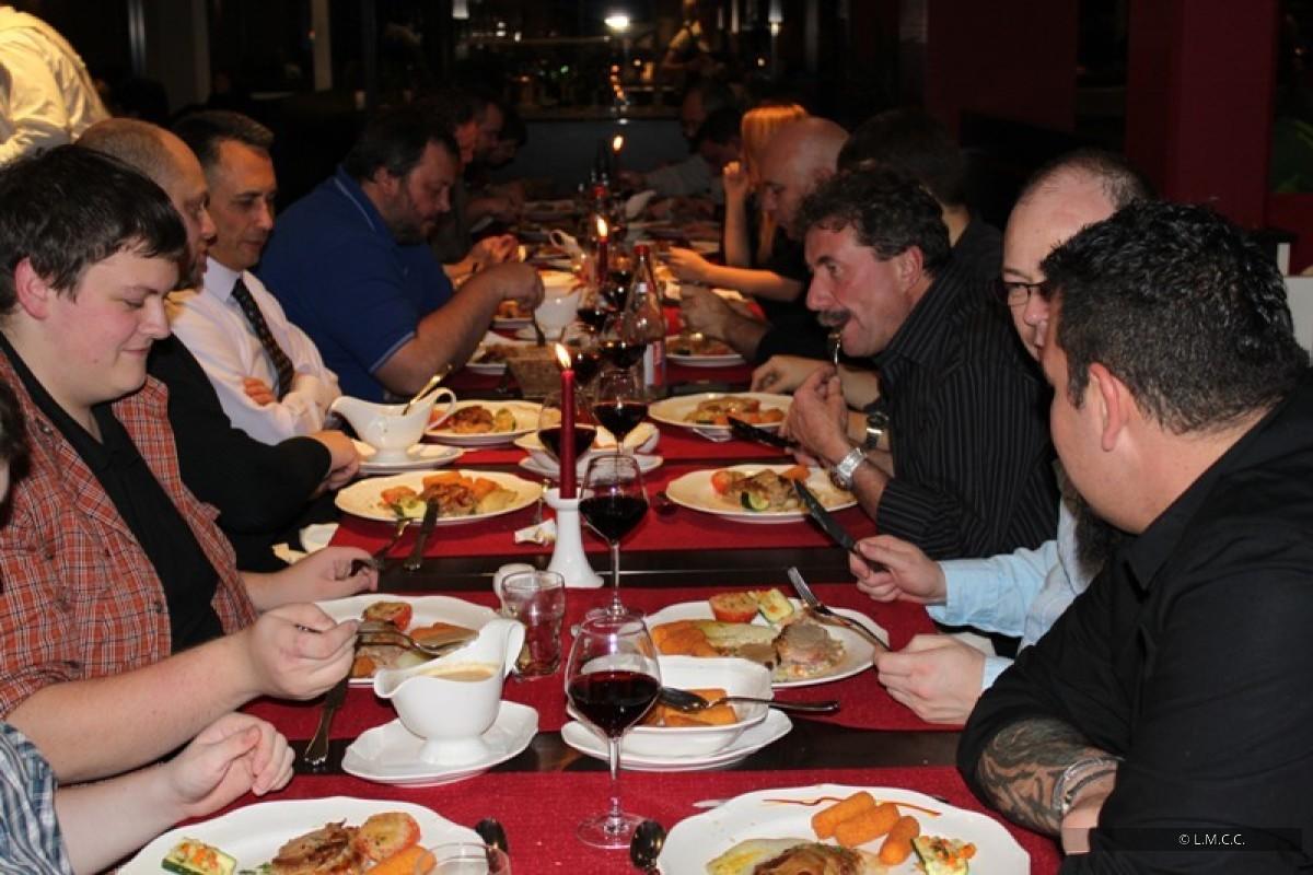 2009 EM-Dinner