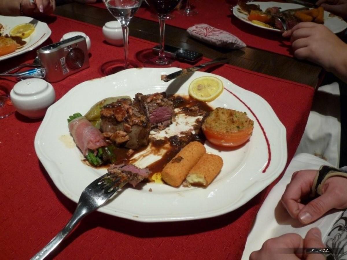 2008 EM-Dinner