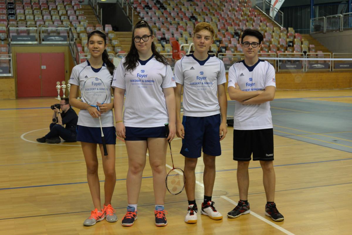 2017 Coupe Equipes Jeunes