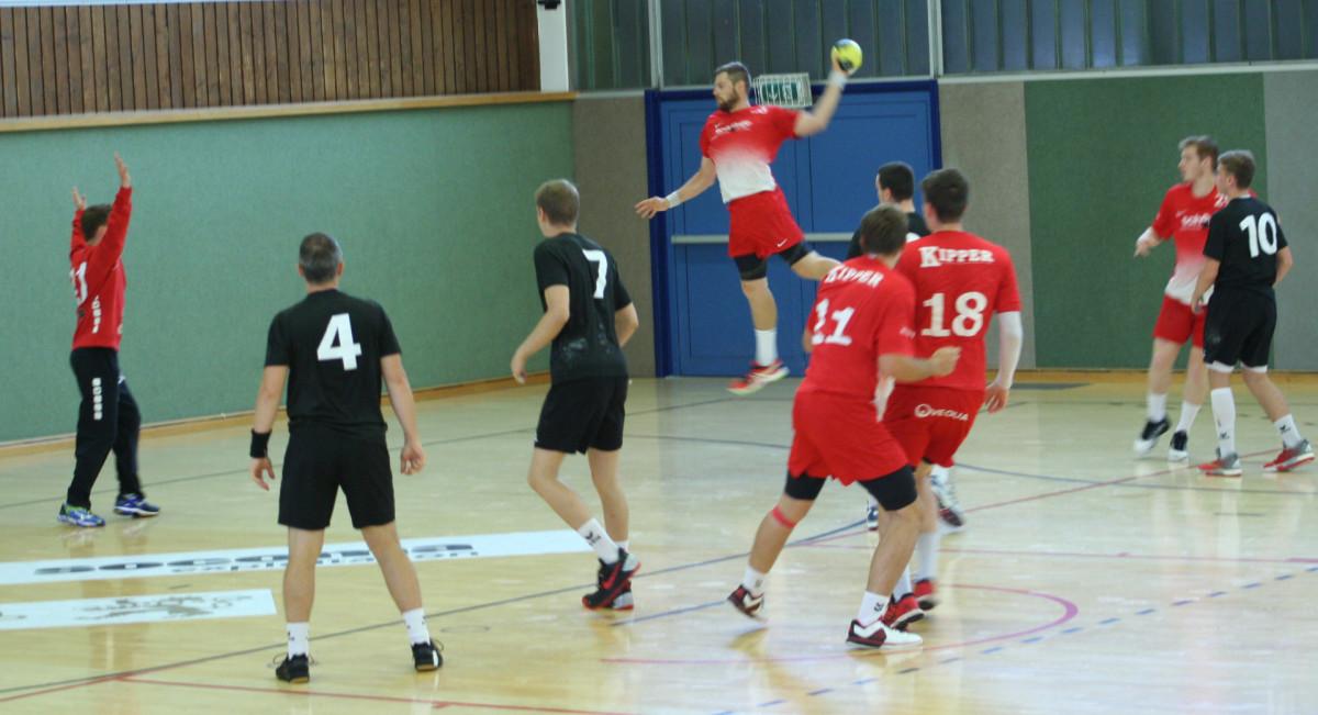 20170820 Esch 2 vs HSG Völklingen
