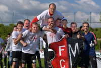 FC Berdenia Berbourg - FC Mondercange 0:2