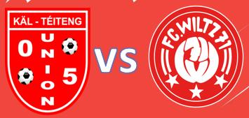 Union 05 Käl-Téteng - FC Wooltz 71