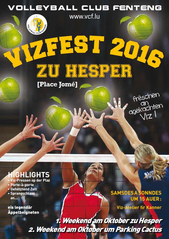 Vizfest 2016 1. & 2. W-E am Oktober